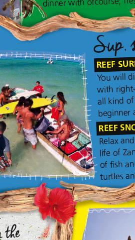 Surf Zanzibar