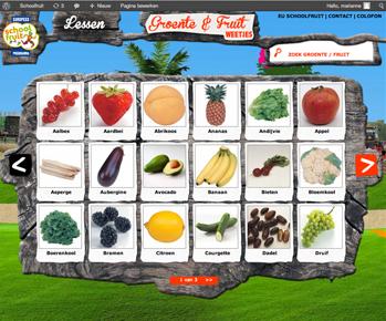 EU schoolfruit